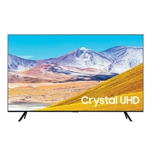 Samsung 50 inch TV 2020 LED 4K Crystal Ultra HD HDR Smart TV TU8000 Series UN50TU8000FXZA