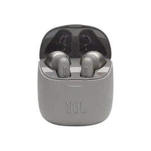 JBL TUNE 220TWS - True wireless earphones with mic - in-ear - Bluetooth - gray