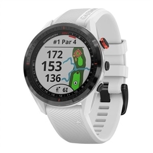 Garmin Approach S62 - GPS watch - cycle, golf, running, swimming 1.3-inch - band size 125-208 mm