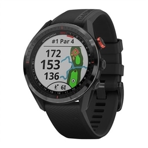Garmin Approach S62 Bundle - 3 x Approach CT10 golf club trackers - GPS watch