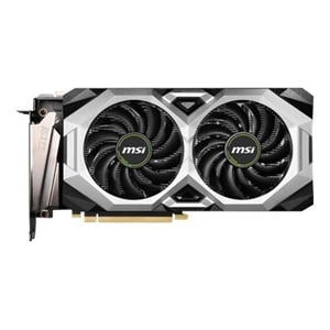 MSI RTX 2080 SUPER VENTUS XS OC - Graphics card - GF RTX 2080 SUPER - 8 GB GDDR6 - PCIe 3.0 x16 - HDMI, 3 x DisplayPort
