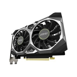 MSI GTX 1650 SUPER VENTUS XS OC - Graphics card - GF GTX 1650 SUPER - 4 GB GDDR6 - PCIe 3.0 x16 - DVI, HDMI, DisplayPort