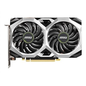 MSI GTX 1660 SUPER VENTUS XS OC - Graphics card - GF GTX 1660 SUPER - 6 GB GDDR6 - PCIe 3.0 x16 - HDMI, 3 x DisplayPort