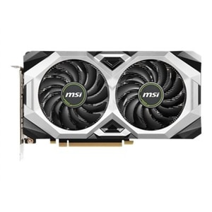 MSI RTX 2070 VENTUS GP - Graphics card - GF RTX 2070 - 8 GB GDDR6 - PCIe 3.0 x16 - HDMI, 3 x DisplayPort