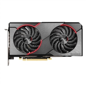 MSI RX 5500 XT GAMING X 8G - graphics card - Radeon RX 5500 XT - 8 GB - black, gun metal gray