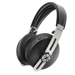 Sennheiser MOMENTUM Wireless - Headset - full size - Bluetooth - wireless - active noise canceling - black