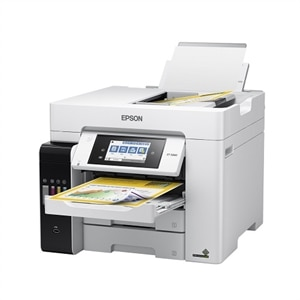 Epson EcoTank Pro ET-5880 Wireless Color All-in-One Supertank Printer