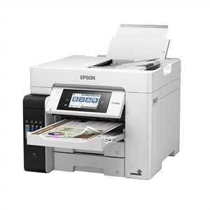 Epson EcoTank Pro ET-5800 Wireless Color All-in-One Supertank Printer