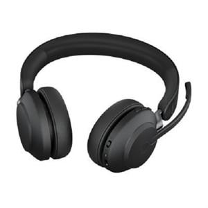 Jabra Evolve2 65 Uc Stereo Headset On Ear Bluetooth Wireless Usb C Noise Isolating Black Dell Usa