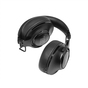 JBL Club 950NC - Headphones with mic - full size - Bluetooth - wireless - active noise canceling - black