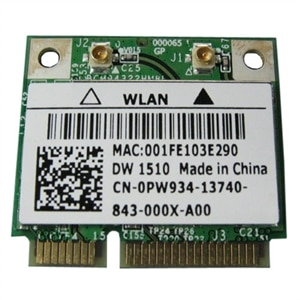 DELL WIRELESS 1520 WIRELESS N WLAN MINI CARD DRIVER FOR WINDOWS MAC