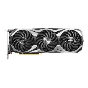 MSI RTX 2070 DUKE 8G OC - Graphics card - GF RTX 2070 - 8 GB GDDR6 - PCIe 3.0 x16 - HDMI, 3 x DisplayPort, USB-C