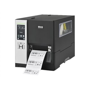 Wasp WPL614 - Label printer - DT/TT - Roll (4.5 in) - 203 dpi - up to 840.9 inch/min - USB 2.0, LAN, serial, USB host