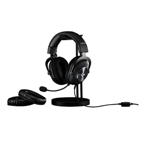 Logitech G Pro X - Headset - full size - wired - 3 5 mm jack