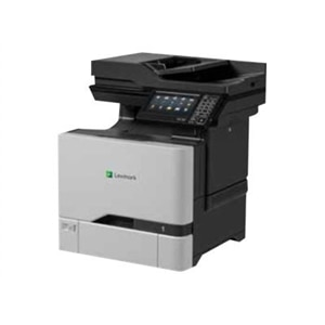 Lexmark CX725dhe Color Laser Printer - Multifunction