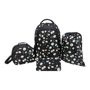 Targus Sport - 4-Piece Bundle - Laptop carrying backpack - 15.6-inch - daisy