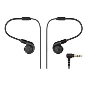 Audio-Technica ATH-E40 - Earphones - in-ear - wired - 3.5 mm jack - noise isolating