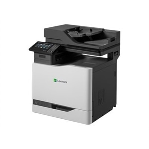 Lexmark CX820de Color Laser Printer - Multifunction
