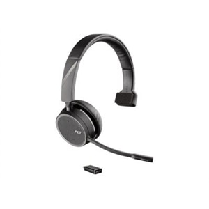 Poly Voyager 4210 USB-C - Headset - on-ear - Bluetooth - wireless - USB-C