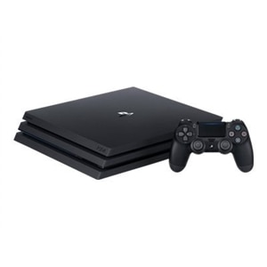 Sony PlayStation 4 Pro - Game console - 4K - HDR - 1 TB HDD - jet black