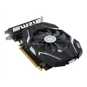 MSI GTX 1050 2G OC Graphics Card NVIDIA GeForce GTX 1050 2 GB GDDR5 PCIe 3.0 x16 DVI, HDMI, DisplayPort