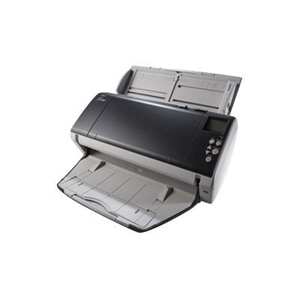 Fujitsu fi-7480 - Document scanner - Duplex - 12 in x 17 in - 600 dpi x 600 dpi - up to 80 ppm (mono) / up to 80 ppm (color) - ADF (100 sheets) - up to 12000 scans per day - USB 3.0