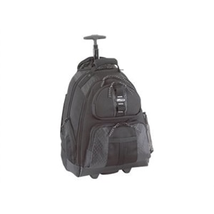 Rolling Laptop Backpack - Fits Laptops with Screen Sizes up to 15.4-inch