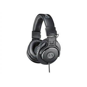 Audio-Technica ATH M30X - M Series - headphones - full size - wired - 3.5 mm jack