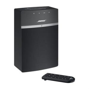 bose soundtouch 10 haut parleur sans fil noir dell canada. Black Bedroom Furniture Sets. Home Design Ideas
